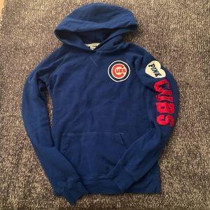 VS Pink Chicago Cubs Hoodie